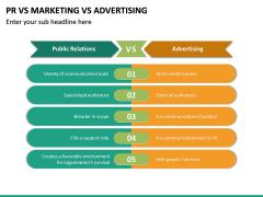 PR Vs Marketing Vs Advertising PPT Slide 15