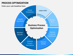 Process Optimization PPT Slide 1