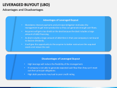 Leveraged Buyout PPT Slide 10
