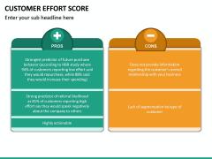 Customer Effort Score PPT Slide 25
