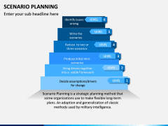 Scenario Planning PPT slide 13
