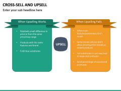 Cross Selling Up Selling PPT Slide 31