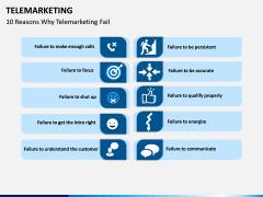 Tele Marketing PPT slide 7