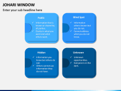 Johari Window PPT Slide 10