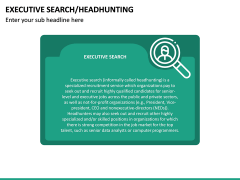 Executive Search (Headhunting) PPT Slide 18