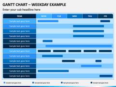 Gantt Chart PPT Slide 3