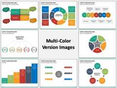 Supply Chain Excellence multicolor combined