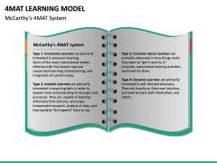 4MAT Learning Model Slide 9