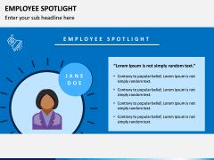 Employee Spotlight PPT Slide 3