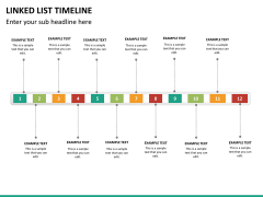 Timeline bundle PPT slide 121