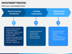 Investment Process PPT Slide 11