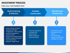 Investment Process PPT Slide 11