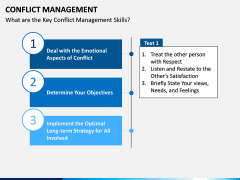 Conflict Management PPT Slide 10