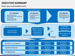 Executive Summary PPT Slide 17