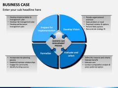 Business Case PPT slide 13