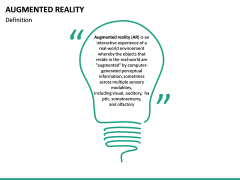 Augmented Reality PPT Slide 12