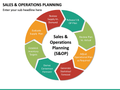 Sales and Operations Planning PPT Slide 18