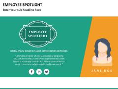 Employee Spotlight PPT Slide 29