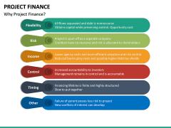 Project Finance PPT Slide 25