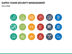 Supply Chain Security Management PPT Slide 22
