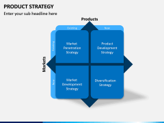 Product Strategy PPT slide 9
