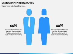Demography Infographic PPT Slide 9