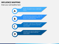 Influence Mapping PPT Slide 7