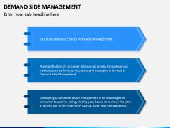 Demand Side Management PPT Slide 2