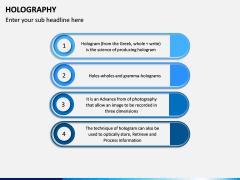 holography PPT Slide 14