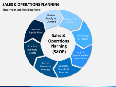 Sales and Operations Planning PPT Slide 3