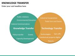 Knowledge Transfer PPT Slide 33