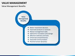 Value Management PPT Slide 10