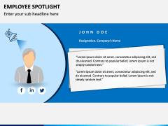 Employee Spotlight PPT Slide 2