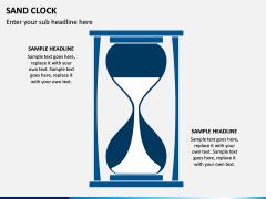 Sand Clock PPT Slide 5