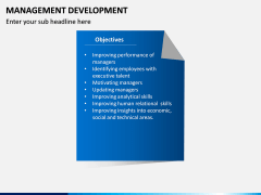 Management Development PPT slide 6