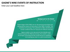 Gagne's Nine Events of Instruction PPT Slide 17
