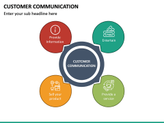 Customer Communication PPT Slide 16