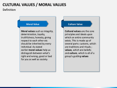 Cultural Values PPT Slide 10