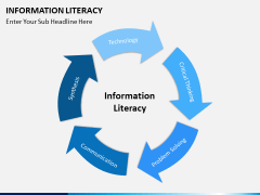 Information literacy PPT slide 8
