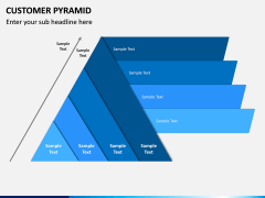Customer Pyramid PPT Slide 12