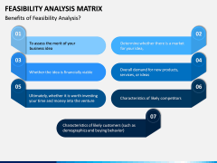 Feasibility Analysis Matrix PPT Slide 12