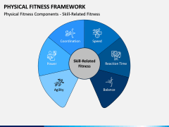 Physical Fitness Framework PPT Slide 1