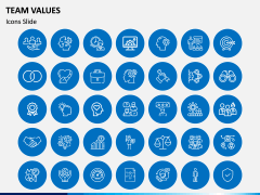 Team Values PPT Slide 12