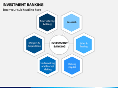 Investment Banking PPT Slide 1