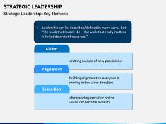 Strategic Leadership PPT Slide 8