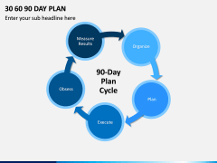 30 60 90 Day Plan PPT Slide 13