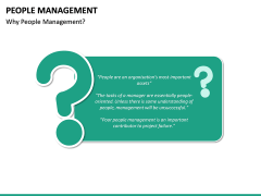 People Management PPT slide 16