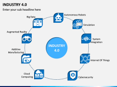 Industry 4.0 PPT Slide 6