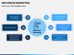 Influencer Marketing PPT Slide 1