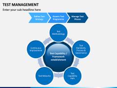 Test Management PPT slide 7